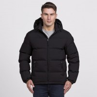 smpli-mens-black-edge-puffa-jacket-front